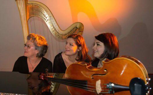 Art et Muses :  Cécile MELLARDI, Noémie AIRIAU-GAUGUIER, Aline CHEMINADE